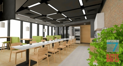 office cafeteria design