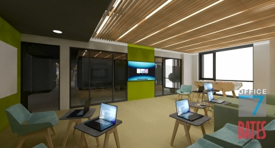 microsoft team room design