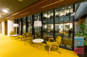 relax area office design