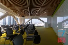 large meeting room design