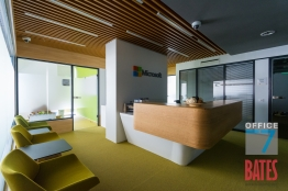 microsoft office design reception