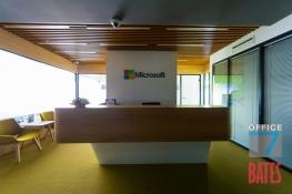 microsoft office design reception