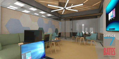 microsoft team room design