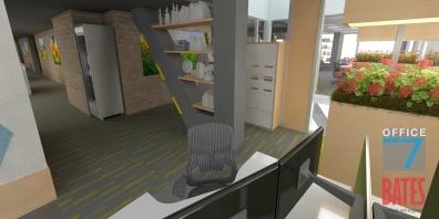 microsoft relax space design
