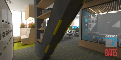 microsoft relax space design