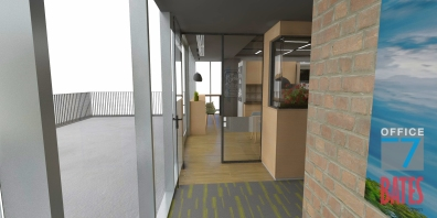 microsoft cafeteria design