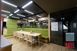 microsoft office cafeteria design