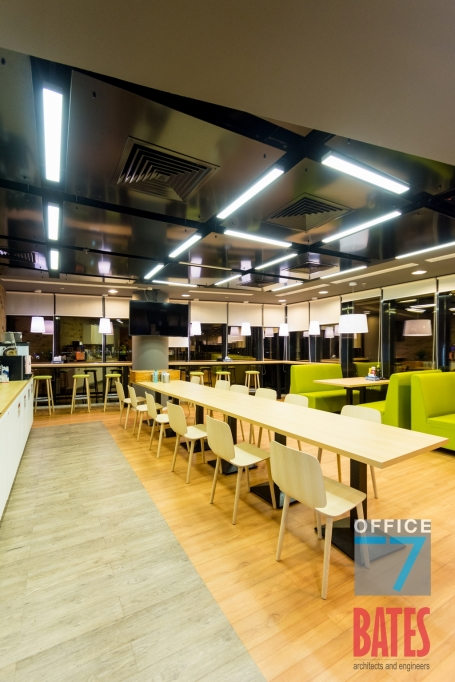 microsoft office cafeteria design