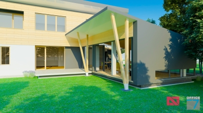 design locuinta cu etaj